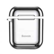 Baseus TPU-suoja AirPods silver