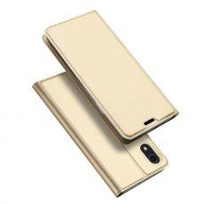 Dux Ducis Business-laukku iPhone Xr gold