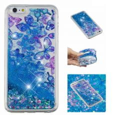 Luurinetti TPU-suoja iPhone 5/5S/SE Glitter #6