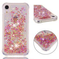 Luurinetti TPU-suoja iPhone Xr Glitter 4