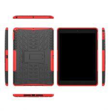 LN kuori tuella Apple iPad 10.2 red