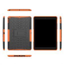 LN kuori tuella Apple iPad 10.2 orange