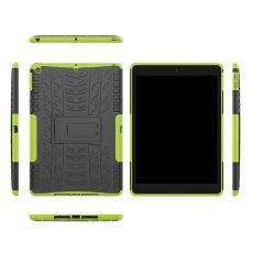 LN kuori tuella Apple iPad 10.2 green