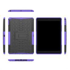 LN kuori tuella Apple iPad 10.2 purple