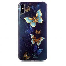 Luurinetti TPU-suoja iPhone Xs Max Hohto 15