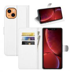 LN Flip Wallet iPhone 13 Mini white
