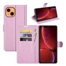 LN Flip Wallet iPhone 13 Mini pink