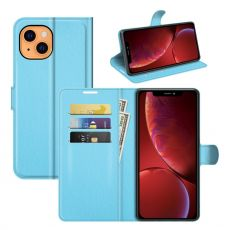 LN Flip Wallet iPhone 13 Mini blue