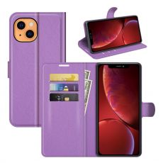 LN Flip Wallet iPhone 13 Mini purple
