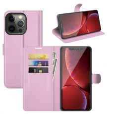 LN Flip Wallet iPhone 13 Pro pink