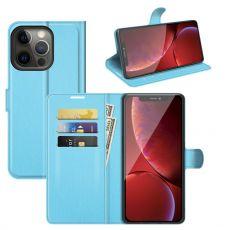 LN Flip Wallet iPhone 13 Pro blue