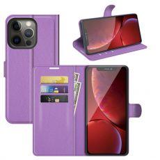 LN Flip Wallet iPhone 13 Pro purple