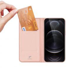 Dux Ducis Business-kotelo iPhone 13 Pro pink