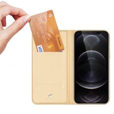 Dux Ducis Business-kotelo iPhone 13 Pro gold