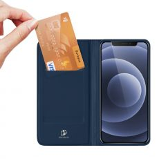 Dux Ducis Business-kotelo iPhone 13 Mini blue