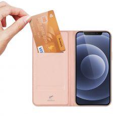 Dux Ducis Business-kotelo iPhone 13 Mini pink
