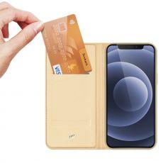 Dux Ducis Business-kotelo iPhone 13 Mini gold