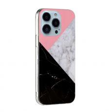 LN TPU-suoja iPhone 13 Pro Max Marmori 20