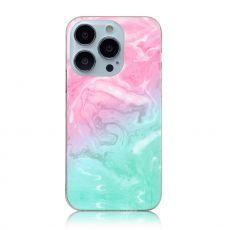 LN TPU-suoja iPhone 13 Pro Max Marmori 15
