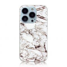 LN TPU-suoja iPhone 13 Pro Max Marmori 11