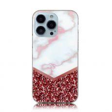 LN TPU-suoja iPhone 13 Pro Max Marmori 5