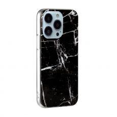 LN TPU-suoja iPhone 13 Pro Max Marmori 4