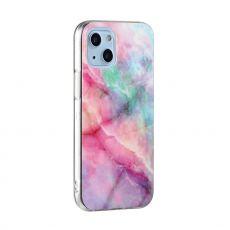 LN TPU-suoja iPhone 13 Mini Marmori 9