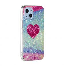 LN TPU-suoja iPhone 13 Mini Marmori 7