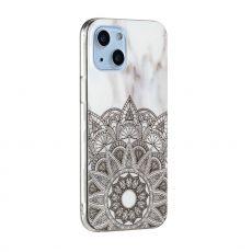 LN TPU-suoja iPhone 13 Mini Marmori 12