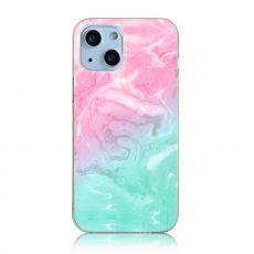 LN TPU-suoja iPhone 13 Mini Marmori 11