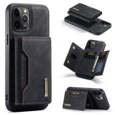 DG. MING suojakuori + lompakko iPhone 13 Pro black