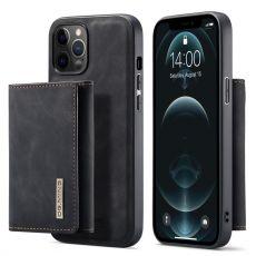 DG. MING suojakuori + lompakko iPhone 13 Pro Max black