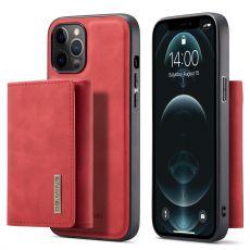 DG. MING suojakuori + lompakko iPhone 13 Pro Max red