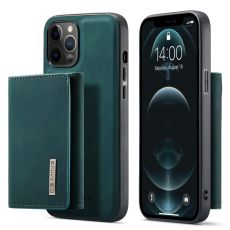 DG. MING suojakuori + lompakko iPhone 13 Pro Max green