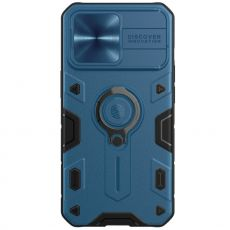 Nillkin CamShield Armor iPhone 13 Pro Max blue