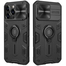 Nillkin CamShield Armor iPhone 13 Pro black