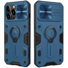 Nillkin CamShield Armor iPhone 13 Pro blue