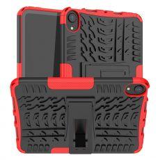 LN kuori tuella iPad Mini 2021 6th red