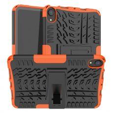 LN kuori tuella iPad Mini 2021 6th orange