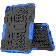 LN kuori tuella iPad Mini 2021 6th blue