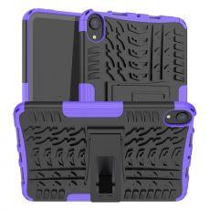 LN kuori tuella iPad Mini 2021 6th purple