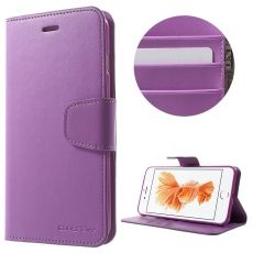 Goospery iPhone 7/8 Plus Flip Wallet purple