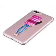 Luurinetti iPhone 7/8 Plus TPU-suoja Teema 8