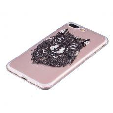 Luurinetti iPhone 7/8 Plus TPU-suoja Teema 11