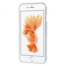 Goospery iPhone 6/6s Plus TPU-suoja rengas silver
