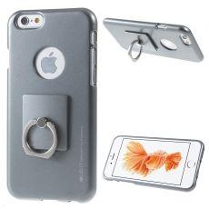 Goospery iPhone 6/6s Plus TPU-suoja rengas grey