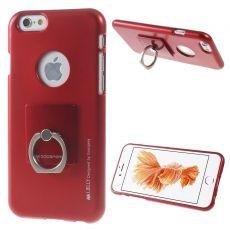 Goospery iPhone 6/6s Plus TPU-suoja rengas red