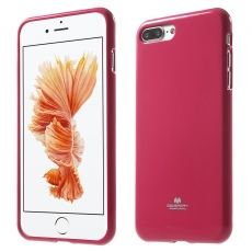 Goospery iPhone 7/8 Plus TPU-suoja rose