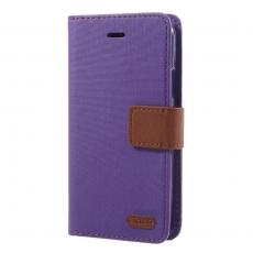 Roar Apple iPhone X/Xs Flip Wallet purple