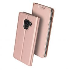 Dux Ducis Business-kotelo Galaxy A6 2018 rose